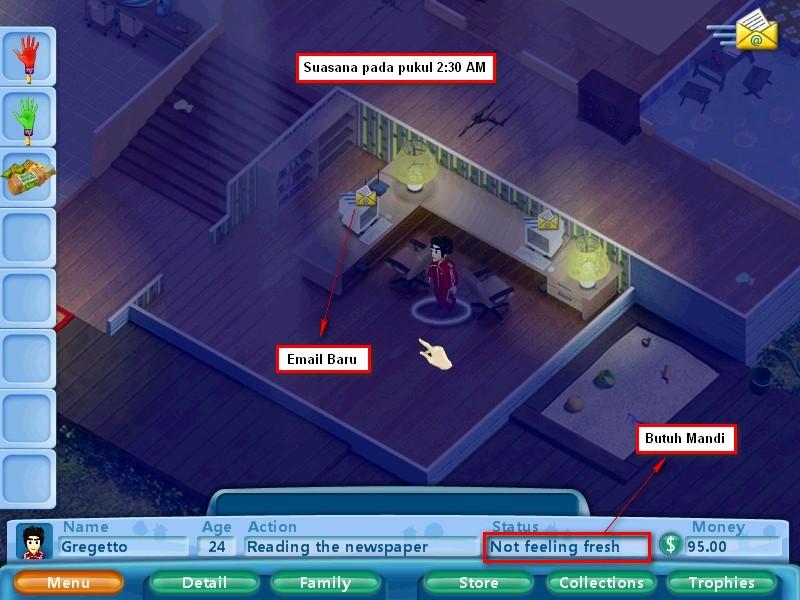 Game Virtual Families | Blog Masjek